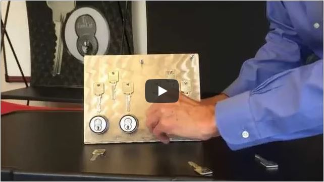 Master Key System Rekey Demonstration
