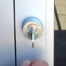 Insert the Control Key