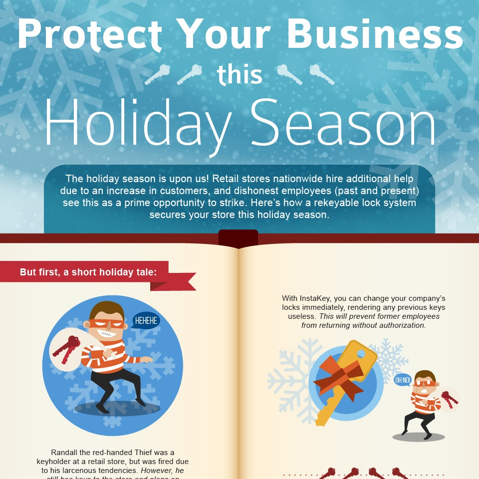 Protect Your Business this Holiday Season
